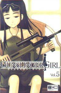 Gunslinger Girl 5 - Klickt hier für die große Abbildung zur Rezension