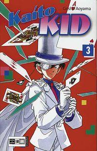 Kaito Kid 3 - Klickt hier für die große Abbildung zur Rezension