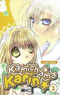 Kamichama Karin 3 - Klickt hier für die große Abbildung zur Rezension