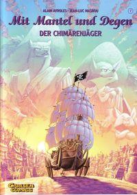 Mit Mantel und Degen - Band 7 - Der Chimärenjäger - Klickt hier für die große Abbildung zur Rezension