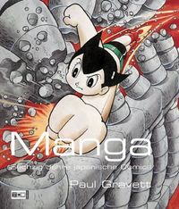 Manga - 60 Jahre japanische Comics - Klickt hier für die große Abbildung zur Rezension