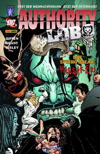 Authority / Lobo: Das Springbreak Massaker! - Klickt hier für die große Abbildung zur Rezension