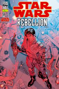 Star Wars 59: Rebellion 3 von 4 - Klickt hier für die große Abbildung zur Rezension