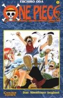 One Piece 1 - Klickt hier für die große Abbildung zur Rezension