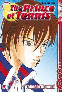 The Prince of Tennis 9 - Klickt hier für die große Abbildung zur Rezension