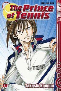 The Prince of Tennis 10 - Klickt hier für die große Abbildung zur Rezension