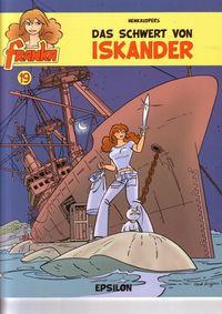 Franka 19: Das Schwert von Iskander - Klickt hier für die große Abbildung zur Rezension