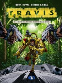 Travis 2: Operation Minotaurus - Klickt hier für die große Abbildung zur Rezension