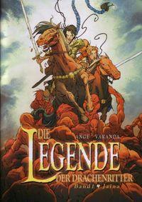 Die Legende der Drachenritter - 1 - Jaina - Klickt hier für die große Abbildung zur Rezension