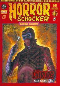 Horrorschocker Extra Album 2: Der Chirurg - Klickt hier für die große Abbildung zur Rezension