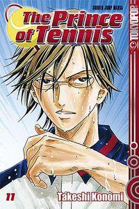The Prince of Tennis 11 - Klickt hier für die große Abbildung zur Rezension