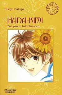 Hana-Kimi 2 - Klickt hier für die große Abbildung zur Rezension