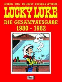 Lucky Luke: Die Gesamtausgabe 17: 1980-1982 - Klickt hier für die große Abbildung zur Rezension