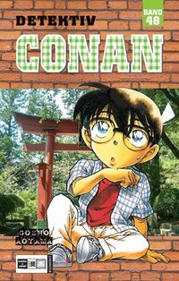 Detektiv Conan 48 - Klickt hier für die große Abbildung zur Rezension