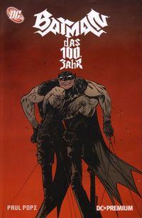 Batman - Das 100. Jahr - Klickt hier für die große Abbildung zur Rezension