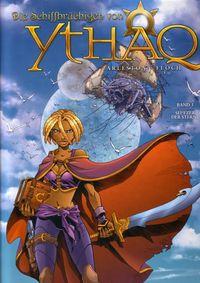 Die Schiffbrüchigen von Ythaq 3: Seufzer der Sterne - Klickt hier für die große Abbildung zur Rezension