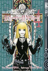 Death Note 4 - Klickt hier für die große Abbildung zur Rezension