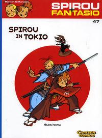 Spirou + Fantasio 47: Spirou in Tokio - Klickt hier für die große Abbildung zur Rezension