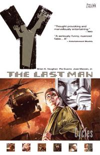 Y - The Last Man 2: Tage wie diese - Klickt hier für die große Abbildung zur Rezension