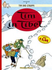 Tim in Tibet - Klickt hier für die große Abbildung zur Rezension