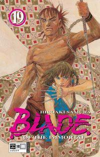 Blade of the Immortal 19 - Klickt hier für die große Abbildung zur Rezension