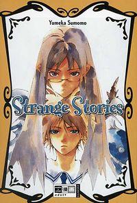 Strange Stories - Klickt hier für die große Abbildung zur Rezension
