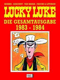 Lucky Luke: Die Gesamtausgabe 1983-1984 - Klickt hier für die große Abbildung zur Rezension