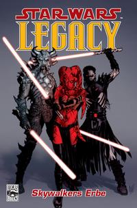 Star Wars Sonderband 36: Legacy 1 - Klickt hier für die große Abbildung zur Rezension