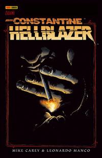 John Constantine Hellblazer 1: Hölle auf Erden - Klickt hier für die große Abbildung zur Rezension