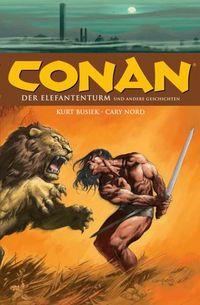 Conan - der Elefantenturm - Klickt hier für die große Abbildung zur Rezension