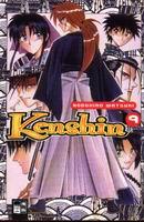 Kenshin 9 - Klickt hier für die große Abbildung zur Rezension