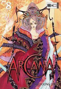 Arcana 8 - Klickt hier für die große Abbildung zur Rezension