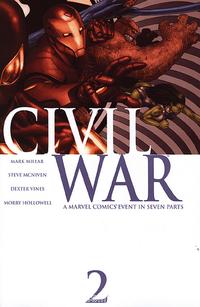 Civil War 2 - Klickt hier für die große Abbildung zur Rezension