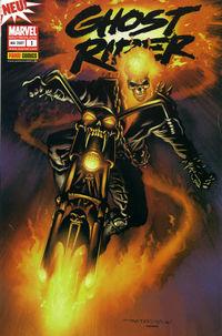 Ghost Rider Sonderband 1: Teufelskreis - Klickt hier für die große Abbildung zur Rezension