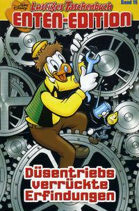 Lustiges Taschenbuch Enten-Edition 19 - Klickt hier für die große Abbildung zur Rezension