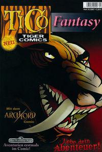 TiCo Fantasy 01/2007 - Klickt hier für die große Abbildung zur Rezension