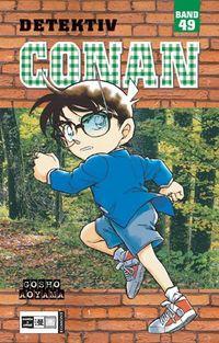 Detektiv Conan 49 - Klickt hier für die große Abbildung zur Rezension