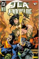 DC Crossover 1 - Klickt hier für die große Abbildung zur Rezension
