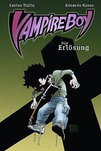 Vampire Boy 3: Die Erlösung - Klickt hier für die große Abbildung zur Rezension