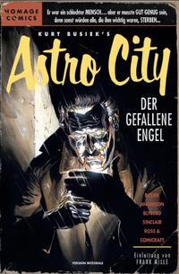 Astro City: Der gefallene Engel - Klickt hier für die große Abbildung zur Rezension