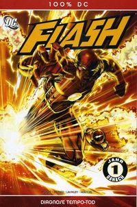 100 % DC: Flash – Diagnose Tempo-Tod - Klickt hier für die große Abbildung zur Rezension