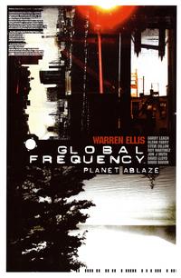 Global Frequency 1: Planet in Flammen - Klickt hier für die große Abbildung zur Rezension