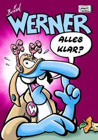 Werner Sammelbänder 2: Werner - Alles klar? - Klickt hier für die große Abbildung zur Rezension