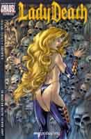 Lady Death - Alive 3 - Klickt hier für die große Abbildung zur Rezension