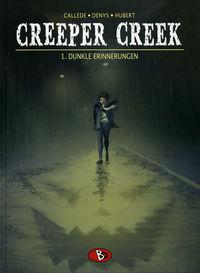 Creeper Creek 1: Dunkle Erinnerungen - Klickt hier für die große Abbildung zur Rezension