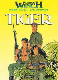 Largo Winch 8: Tiger - Klickt hier für die große Abbildung zur Rezension