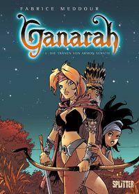 Ganarah 1: Die Tränen von Armon Surath - Klickt hier für die große Abbildung zur Rezension