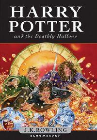 Harry Potter and the Deathly Hallows - Klickt hier für die große Abbildung zur Rezension