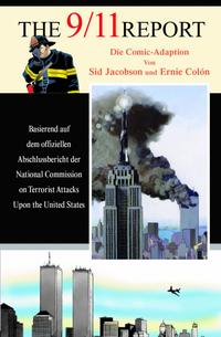 The 9/11 Report - Die Comic-Adaption - Klickt hier für die große Abbildung zur Rezension