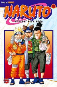 Naruto 21 - Klickt hier für die große Abbildung zur Rezension